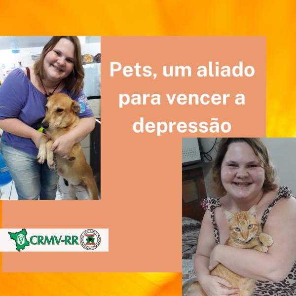 Mais do que amigos! Pets auxiliam no tratamento de pessoas com depressão e transtornos psíquicos